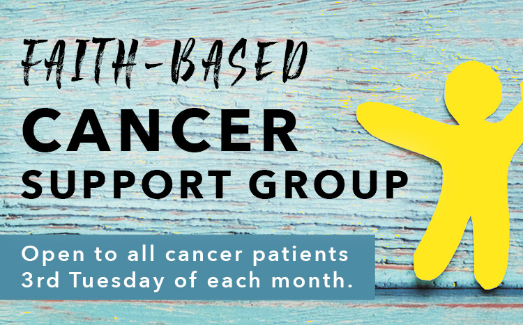 Monthly Cancer Support Group
