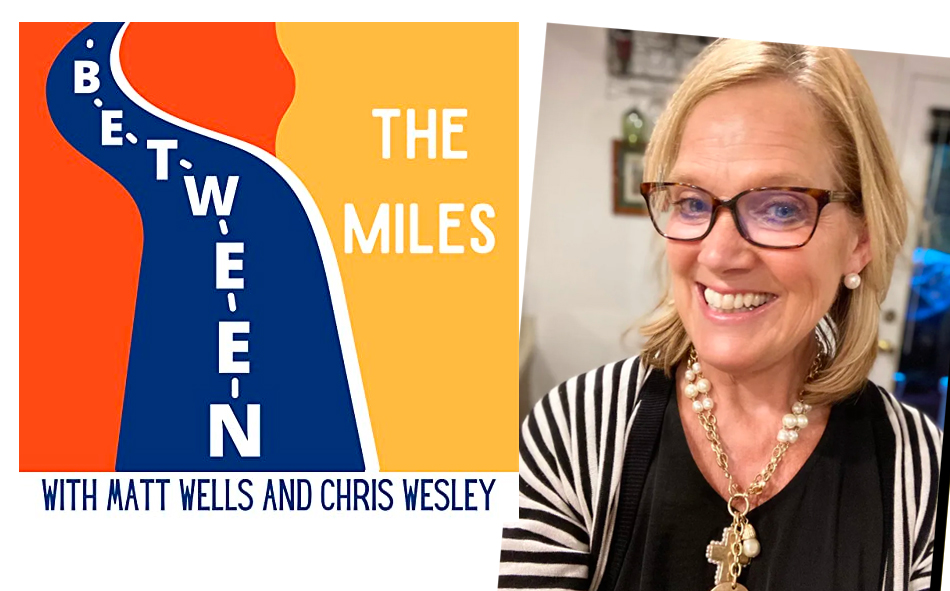 Between the Miles Podcast - Episode 25: Believing Big with Jackie Guidera